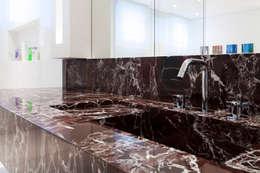 eclectic Bathroom by ArkDek