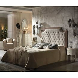 colonial Bedroom by Muebles la toskana