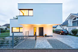 Helwig Haus und Raum Planungs GmbH: modern tarz Evler