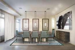 Столовые комнаты в . Автор – Stephanie Coutas