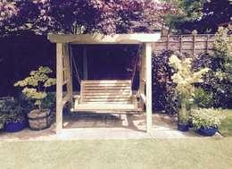 Garden  by Churnet Valley Garden Furniture