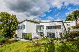 Projekty, nowoczesne Domy zaprojektowane przez Helwig Haus und Raum Planungs GmbH