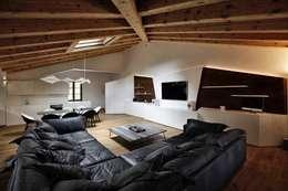 Projekty,  Salon zaprojektowane przez Elia Falaschi Photographer