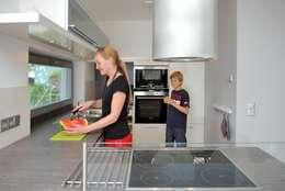 moderne Keuken door die raumplaner