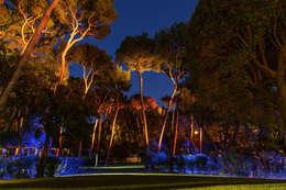 Artlight Design의  정원