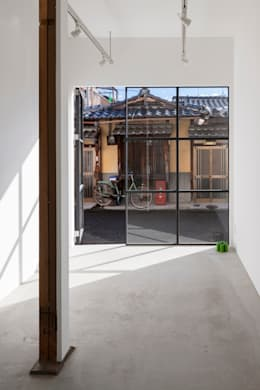 de estilo  por SHIMPEI ODA ARCHITECT'S OFFICE
