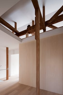 in stile  di SHIMPEI ODA ARCHITECT'S OFFICE
