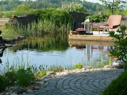 mediterrane Tuin door Gärten für Auge und Seele