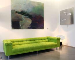 Гостиная в . Автор – uh .Wand & Raum GmbH