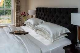 Le Cocon: modern tarz Yatak Odası