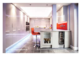 2A Design: modern tarz Mutfak