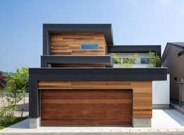 Дома в . Автор – Architect Show co.,Ltd
