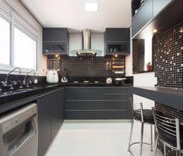 Cozinhas ecléticas por ArkDek