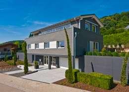 Окна и двери в . Автор – Bau-Fritz GmbH & Co. KG