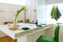 moderne Arbeitszimmer von usoarquitectura