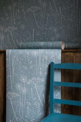 Walls & flooring by Hannah Nunn