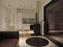 Salas de estilo minimalista por Ecospace Italia srl
