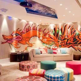 asian Media room by Arte do Rizo