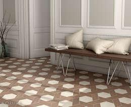 Walls & flooring تنفيذ Equipe Ceramicas