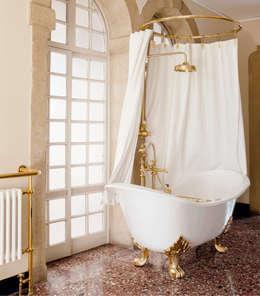Salle de bain de style  par Gentry Home