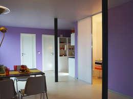 Wohncontainer innen:   von EBA51