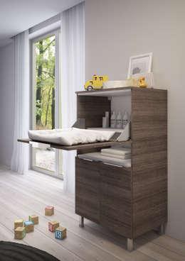 modern Kitchen تنفيذ Atim Spa