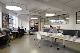 Offices & stores by Hawkins/Brown