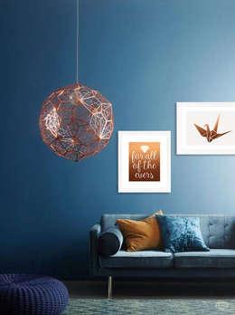 Projekty,  Gospodarstwo domowe zaprojektowane przez Clotilde