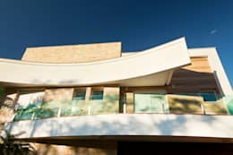 Maison de style  par Biazus Arquitetura e Design