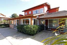 Casas de estilo  por Graça Brenner Arquitetura e Interiores