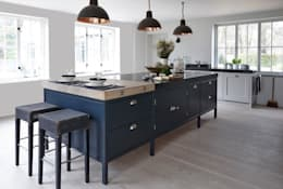 Projekty,  Kuchnia zaprojektowane przez Mowlem&Co