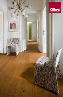 Corridor & hallway by Kährs Parkett Deutschland