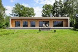 Garden  by Bau-Fritz GmbH & Co. KG