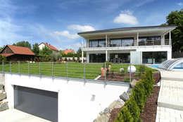 Сады в . Автор – Bau-Fritz GmbH & Co. KG