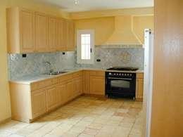 Kitchen by La Fleche Design