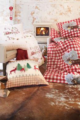 Dormitorios de estilo  por Irisette GmbH & Co. KG