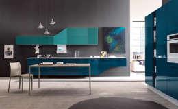 Projekty,  Kuchnia zaprojektowane przez Matteo Beraldi Design Office