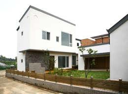 앵두집 (Cherry House): 삼간일목 (Samganilmok)의  주택