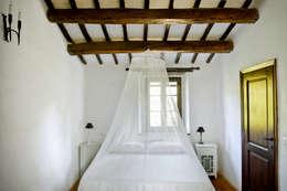 Projekty,  Sypialnia zaprojektowane przez Archenjoy - Studio di Architettura -