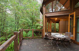 de style  par Woodlands Rainforest Retreat