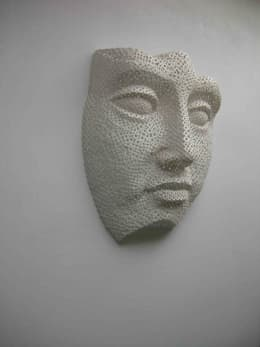 Kunst  door mrittika,  the sculpture