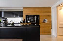 Moema: Cozinhas modernas por Prado Zogbi Tobar