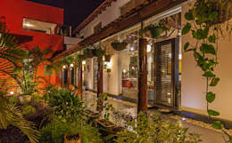 Projekty,  Ogród zaprojektowane przez Kumar Moorthy & Associates