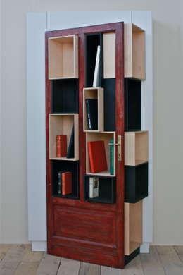 modern Study/office by Macrit - Materie Creative Italiane