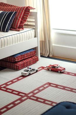 Dormitorios infantiles  de estilo  por Prado Zogbi Tobar