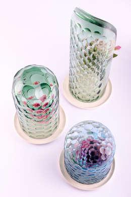 STUDIO BILGE NUR SALTIK – OP-vases:  tarz Ev İçi