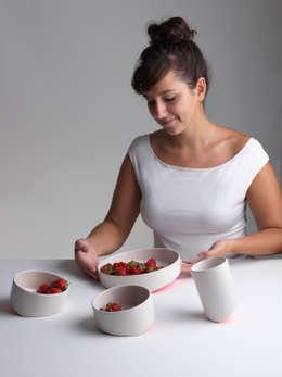 STUDIO BILGE NUR SALTIK – Share.Food : modern tarz Yemek Odası