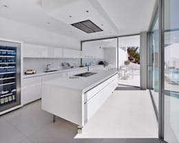 modern Kitchen by Philip Kistner Fotografie