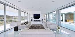غرفة المعيشة تنفيذ Philip Kistner Fotografie