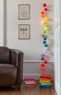 dekorieren mit lichterketten tipps und tricks. Black Bedroom Furniture Sets. Home Design Ideas